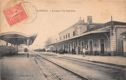 LANGEAC - La Gare - Vue Intérieure - Langeac