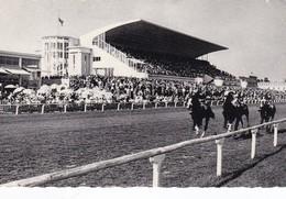 Postcard Ostend Races Wellington Oostende Wellington Renbaan Horse Racing Interest PU 1961  My Ref  B11952 - Oostende