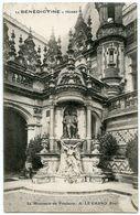 76 : FECAMP - LA BENEDICTINE, LE MONUMENT DU FONDATEUR, A. LE GRAND AINE - Fécamp