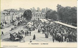 FRIVILLE ESCARBOTIN  Le Marché - Friville Escarbotin