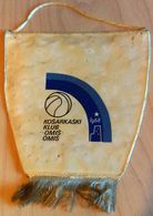 Basketball / Flag, Pennant / Basketball Club Omis / Croatia, Yugoslavia - Apparel, Souvenirs & Other
