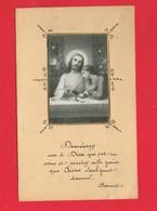 Image Religieuse & Pieuse ... écrite En 1921 ... - Devotion Images