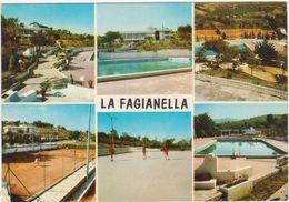 A311 - COMPLESSO TURISTICO SPORTIVO LA FAGIANELLA BENEVENTO 1970 CIRCA - Benevento