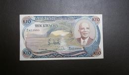 MALAWI 10 KWACHA 1988 - Malawi