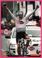 Cycliste - Cyclisme - GEERT VAN BONDT - Team Farm Frites - Sponsor - Pub - Ciclismo