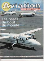 Aviation Magazine N° 786 Du 15 Au 30 Septembre 1980 Navette Spaciale Papeete Rolls Royce Caproni Vizzola C22 J Caprocino - Aviation
