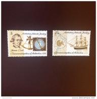 Australian Antarctic Territory Captain Cook1972 MNH - Australian Antarctic Territory (AAT)