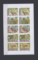 SENEGAL 2017 ¤ DELUXE PROOF EPREUVE DE LUXE ¤ FAUNE FAUNA PARC NATIONAL PARK NIOKOLO BUFFLE ANTELOPE - ULTRA RARE - Senegal (1960-...)