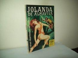 Jolanda De Almaviva (Ediperiodici 1972) N. 47 - Books, Magazines, Comics