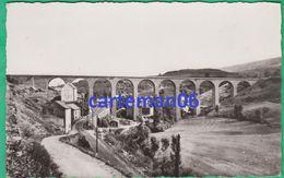 48 - Environs De Chasserades - Viaduc Et Village De Mirandol, Route De Mende à La Ba - Editeur: Margerit Bremond N°15606 - France