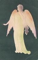 Anges, Angels, Engelen, Old Postcard, Relief, Gaufrée (pk43457) - Anges