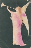 Anges, Angels, Engelen, Old Postcard, Relief, Gaufrée (pk43458) - Anges