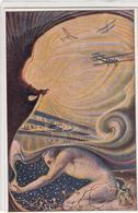 """Cantatore G. Illustratore_ """" Aeropittura_Futurismo""""Commemorazione_ Pubblicità_Advertising_-Originale 100% - Advertising"""