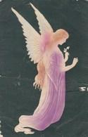 Anges, Angels, Engelen, Old Postcard, Relief, Gaufrée (pk43459) - Anges