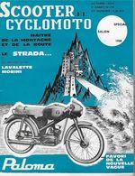 Scooter Et Cyclomoto N°100 Octobre 1960 Spécial Salon 1960 - Auto/Moto