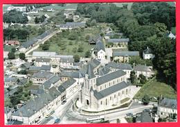 CPSM-76- SASSETOT-Le-MAUCONDUIT - VUE AÉRIENNE - * SUP**2 SCANS. - France