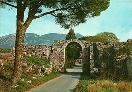 Paestum (Salerno) Cinta Muraria, Porta Sirena, Outer Walls, Siren's Gate, Cercle Des Murs, Porte Sirène - Salerno