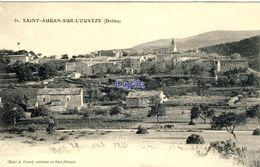 26 - Saint-Auban-sur-L'Ouvèze - Autres Communes