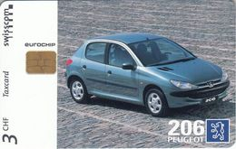Peugeot 206 - Switzerland