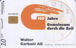 Walter Garbani AG - Switzerland