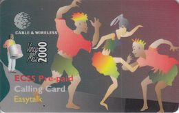 Prepayed EC$5 STV-P11 - St. Vincent & The Grenadines