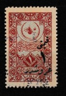 (OT) Revenue Stamps Of Ottoman Empire Hedjaz Railway Stamps Used - 1858-1921 Ottoman Empire