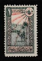 (OT) Revenue Stamps Of Ottoman Empire Hedjaz Railway Stamps MH* - 1858-1921 Ottoman Empire