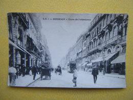 BORDEAUX. Le Cours De L'Intendance. - Bordeaux