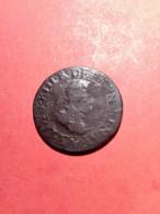 Double Tournois Louis XIII Buste Enfantin 1612 A - 1610-1643 Louis XIII Le Juste