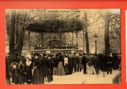 GBI-11 Besançon, La Musique à Granvelle. ANIME. Circulé Vers Chasselay Rhone En 1908 - Besancon