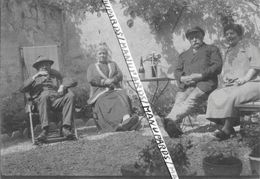 77 FONTAINEBLEAU / 2 PHOTOS / 1928 - Fontainebleau