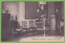 Rare CPA Institution SEVIGNE Bureau De La Directrice TULLE 19 Corrèze - Tulle