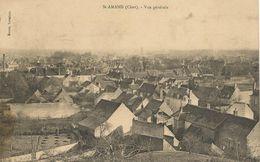 CPA-1920-18-ST AMAND -VUE GENERALE-BE - Saint-Amand-Montrond