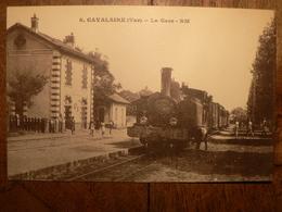 8 - Cavalaire (Var) -  La Gare - RM - Cavalaire-sur-Mer
