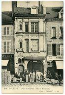 45 : ORLEANS - PLACE DU CHATELET, MAISON RENAISSANCE (LL) - Orleans