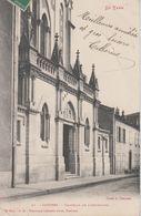 CPA Précurseur Castres - Chapelle De L'Adoration - Castres