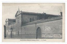 Montauban Institution Sainte Jeanne D' Arc La Façade Cliché Bouis Jaubert, Successeur - Montauban