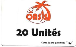 @+ République Démocratique Du Congo : Oasis 20U - Ref : CD-SAI-REF-0001 - Congo