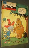 TINTIN N°746 - Février 1963 - Bon état - Couverture Greg - Tintin
