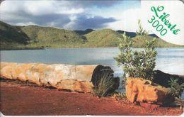 Prepayée Paysage Liberté 3000 - New Caledonia