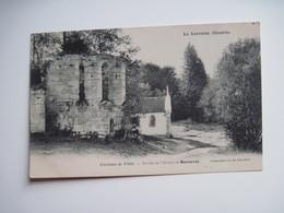 CPA  88 Environs De VITTEL Ruines De L'Abbaye De BONNEVAL  19.. T.B.E. - Vittel Contrexeville