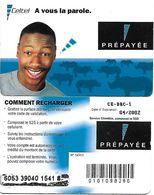 @+ République Démocratique Du Congo : Celtel Homme 04/2002 - Ref : CD-CEL-REF-0001 - Congo