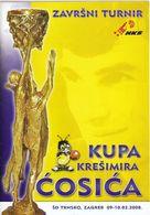 Basketball / Final Tournament Cup Kresimir Cosic / Bulletin, Magazine / Zagreb, Croatia 1999 - Books