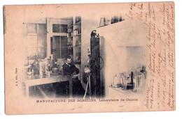 0565 - Paris ( XIII ) - Manufacture Des Gobelins - Laboratoire De Chimie - J.L.éd. à Paris - - Arrondissement: 13