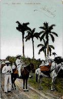 CPA Cuba Non Circulé Métier Type - Postcards