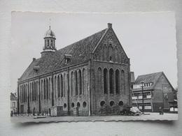 M33 Ansichtkaart Winschoten - N.H. Kerk - 1966 - Winschoten