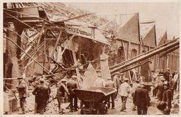 Belgique HERSTAL Explosion à La Fabrique Nationale D'armes De Guerre  1939 - Old Paper