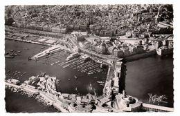 Alger Vue Aérienne - 1956 : L'amirauté, Le Quartier De La Marine , La Casbah - Alger
