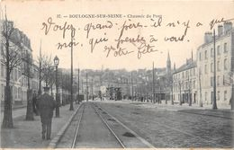 Boulogne Tramway - Boulogne Billancourt