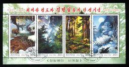 BLOC TIMBRES DPR KOREA  2004 - Korea (Zuid)